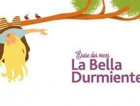 Portada del cuento La Bella Durmiente (Érase dos veces)