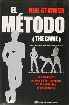 The Game Método Portada Neil