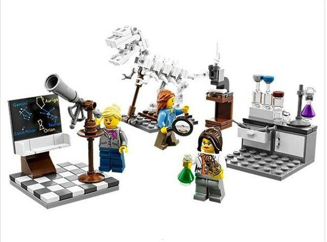 Laboratorio de lego