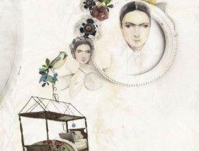 Frida. Ilustración de Lola Castejón (Thilopia)