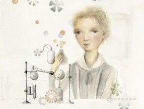 Marieta. Ilustración de Lola Castejón (Thilopia)
