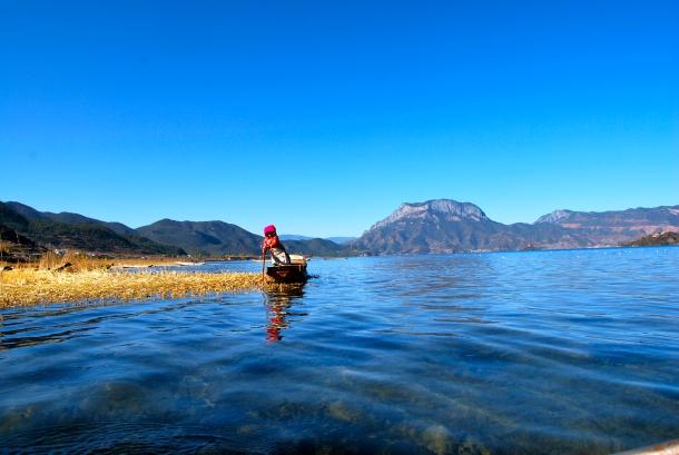 Flickr, Lago Lugu, China, Mosuo