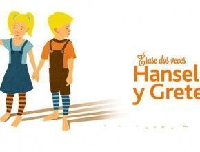 Portada del cuento Hansel y Gretel (Érase dos veces)