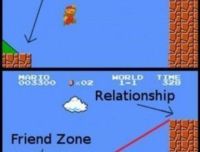 Mario-Friend-zone-FIXED-with-alcohol