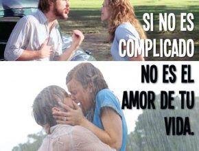 Si no es complicado con es el amor de tu vida