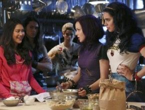 The descendants - Haciendo galletas