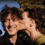 Por qué Amanda Palmer y Neil Gailman van a ser los mejores padres del mundo