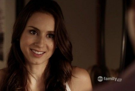 Spencer Hasting, de Pretty Little Liars