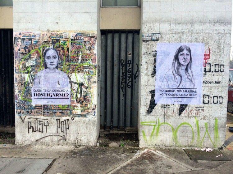Stop Telling Women To Smile en Ciudad de Mexico con Fusion